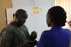 Mentorship at the Technovation Challenge-RAN4GIRLS event