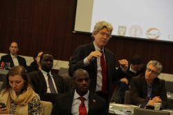 The launch of the State of African Resilience Report was participatory-hearing back from other develoment partners
