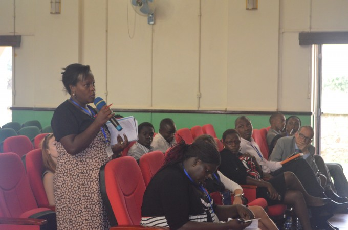 Question and Answer session 2