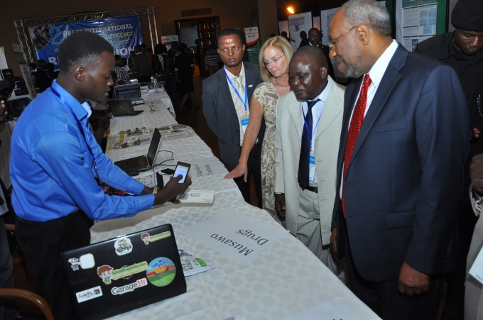 Engaging an innovator at the 2nd OHCEA International Conference