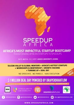 SpeedUPAfrica Flyer