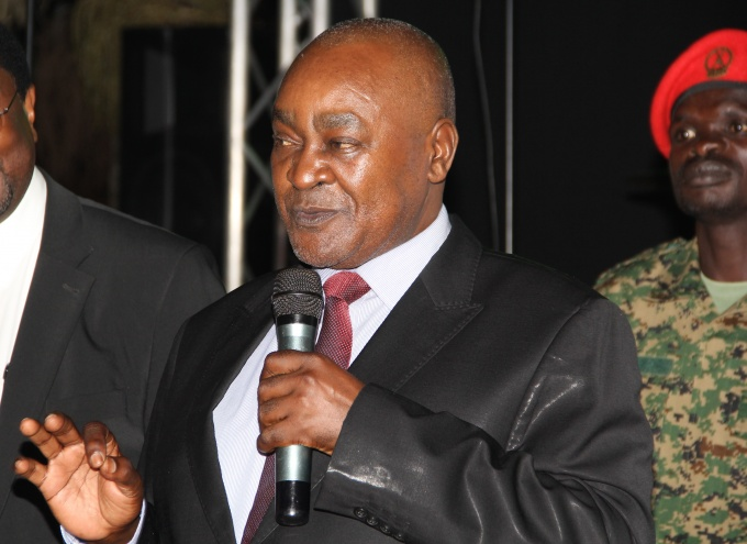 Prof. Bukenya