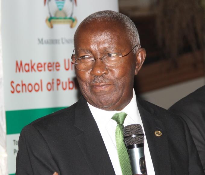Prof. John Tuhe Kakitahi