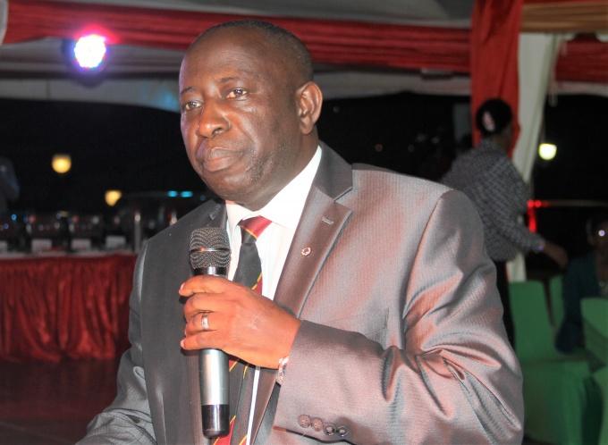 Prof. Ibingira