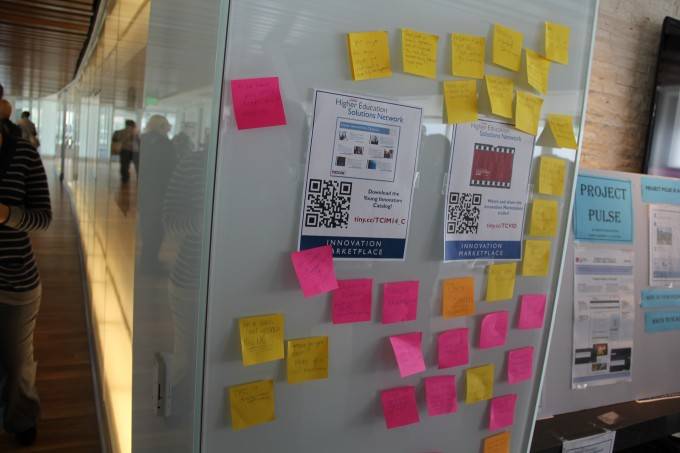 The Ideation Board at TechCon2014