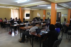 Participants at the Technovation Challenge RAN4Girls event on Saturday-February-21-2015