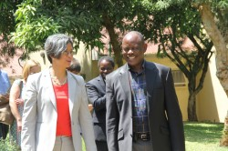Ann-Mei-Chang-with-Prof.-Barnabas-Nawangwe-Makerere-University-Deputy-Vice-Chancellor