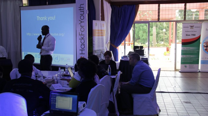 Engaging the Youth for solutions through Innovation