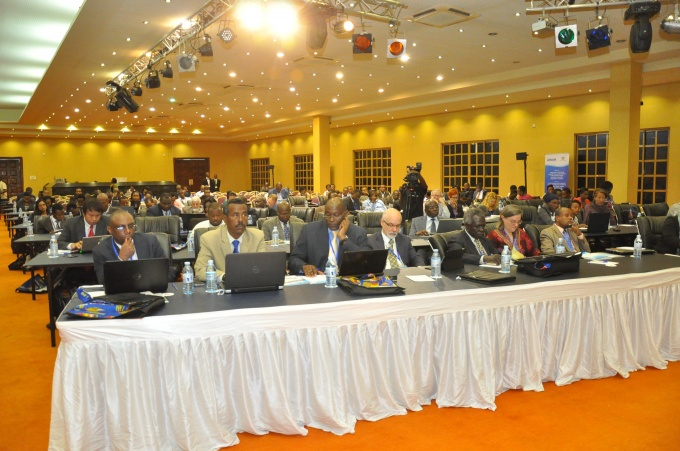 A Cross Section of Participants at the 2nd OHCEA International Conference
