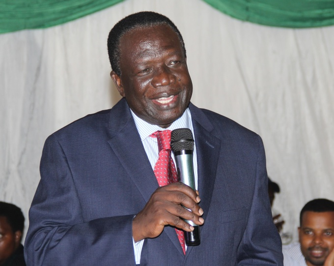 Engineer Doctor Wana-Etyem, Chairperson Makerere University Council